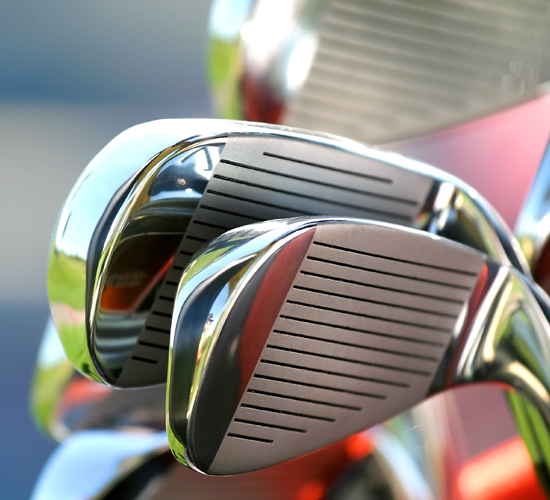 metal golf club